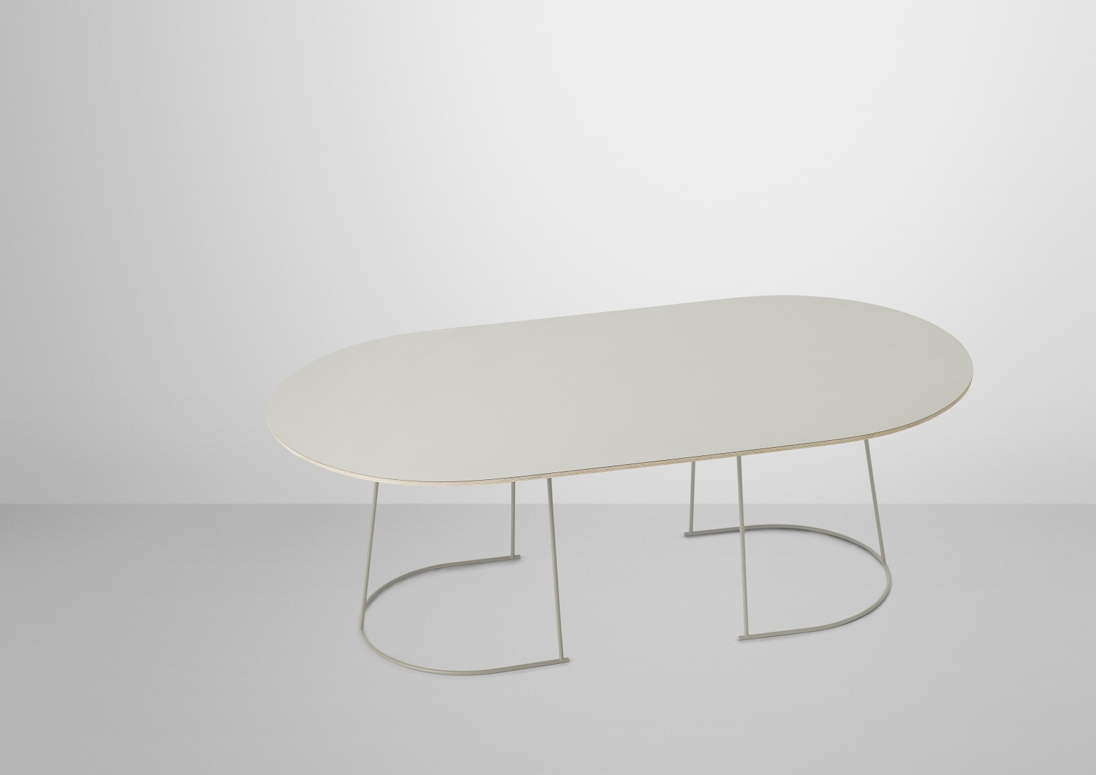 Airy Large Coffee Table Off-white