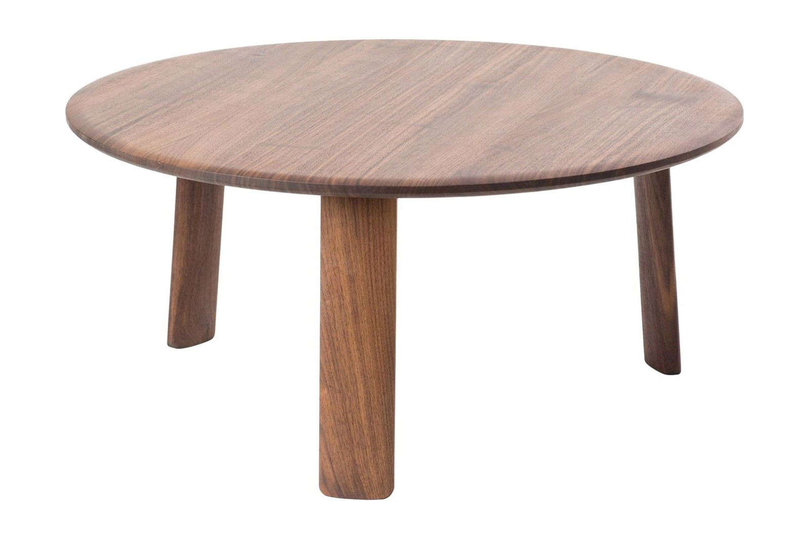 Alle Coffee Table Oiled Walnut, 70cm