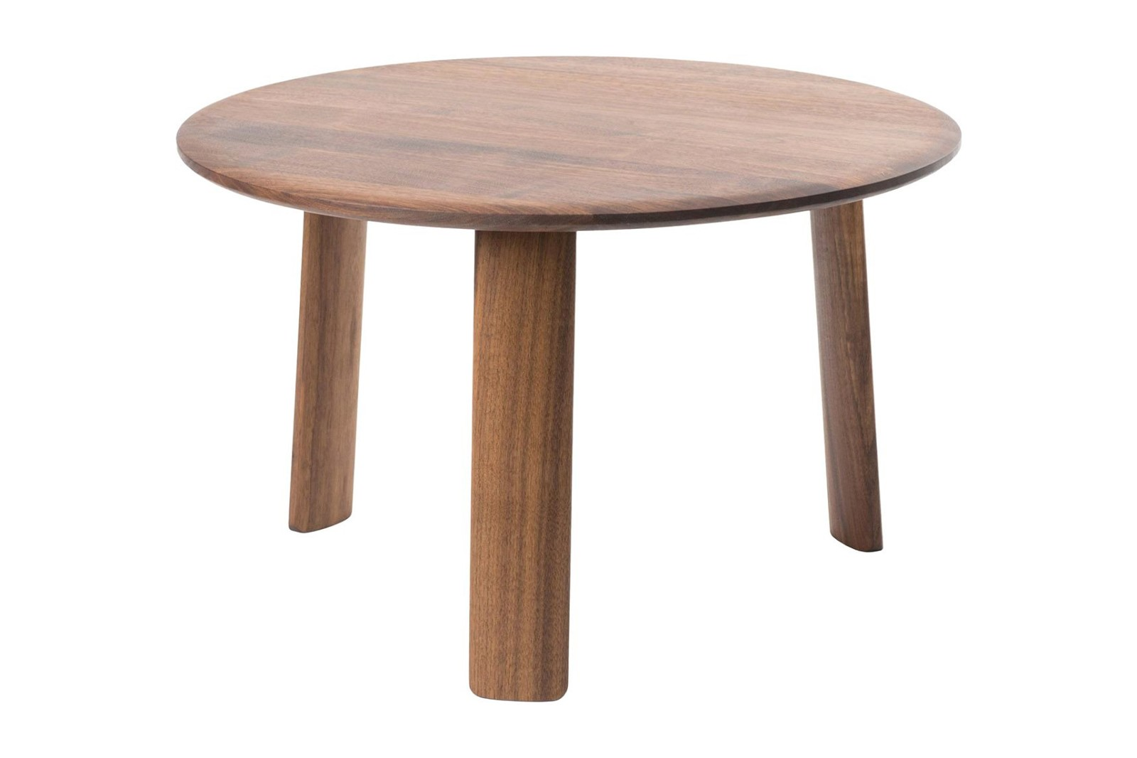 Alle Coffee Table Oiled Walnut, 60cm
