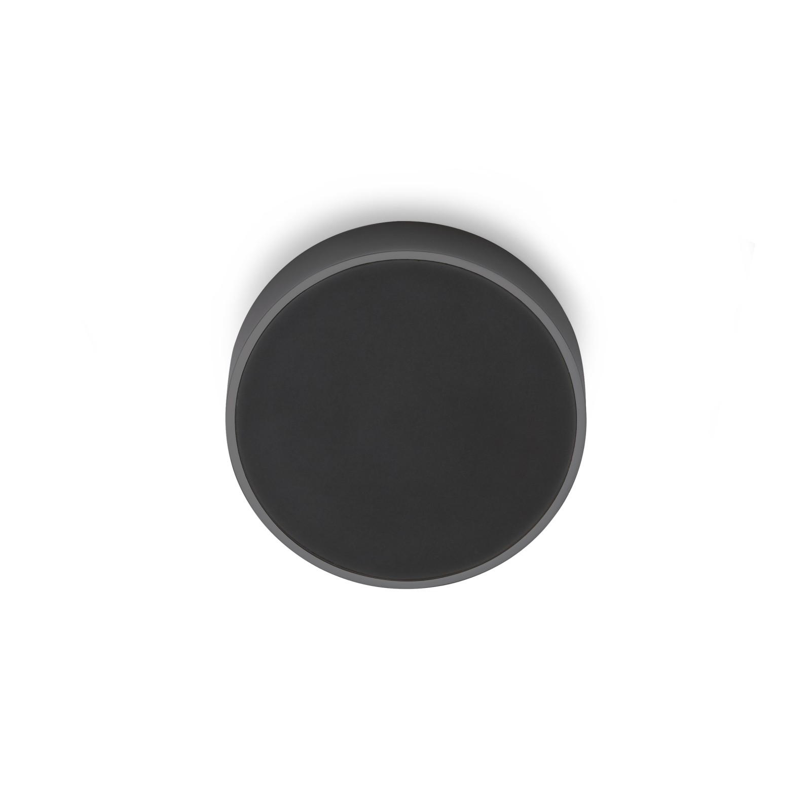 Alpha 7920 Wall Light Matt Graphite Lacquer and Black