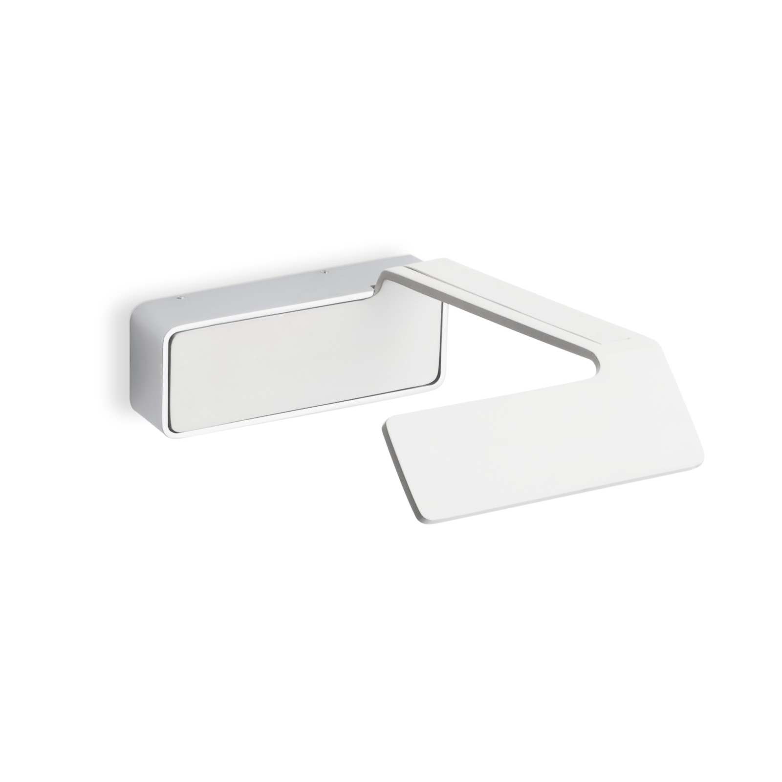 Alpha 7950 Wall Light Matt White Lacquer