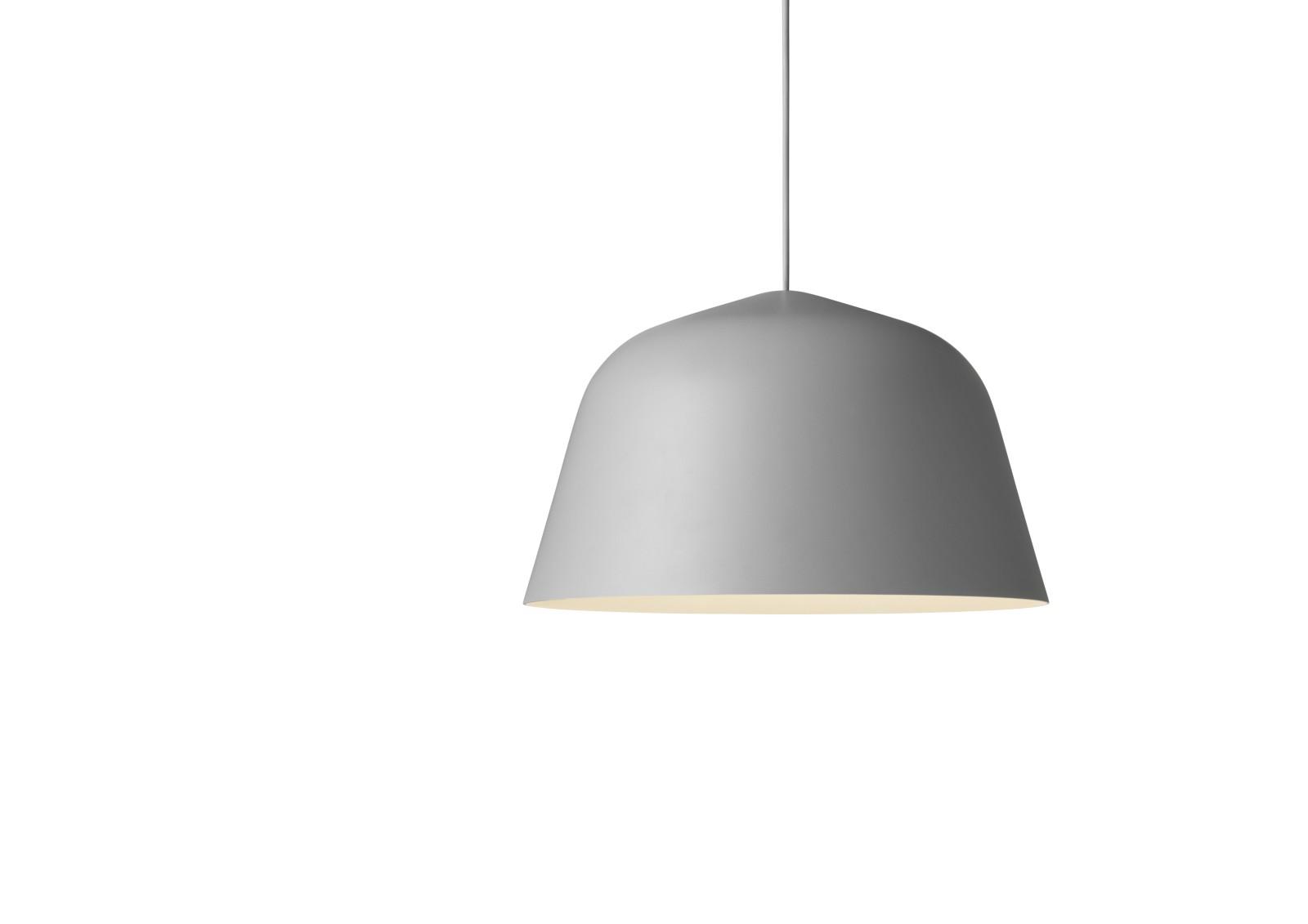 Ambit Large Pendant Lamp Grey