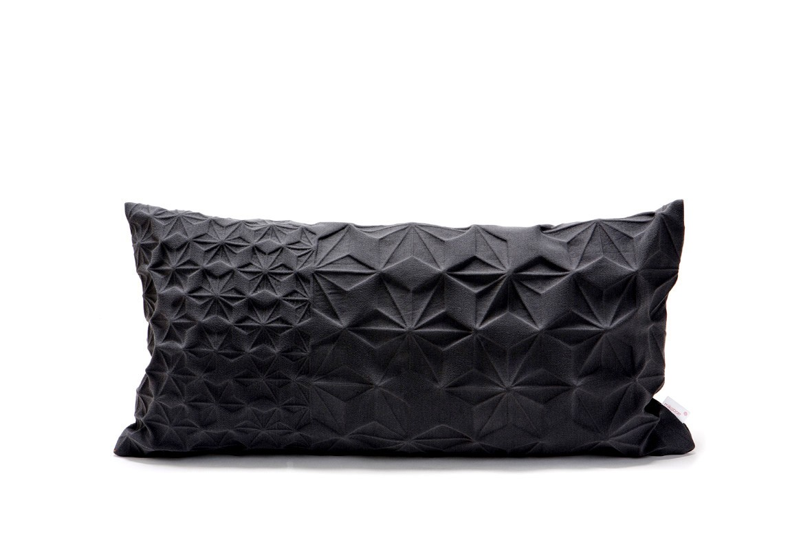 Amit Rectangular Cushion Cover Amit Black S