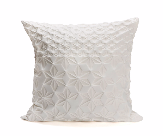 Amit Square Cushion Cover Amit Cream L