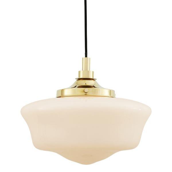 Anath Pendant Light Polished Brass