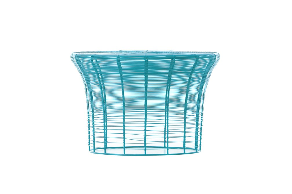 Aram High Table Turquoise