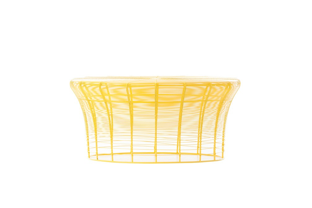 Aram Low Table Yellow