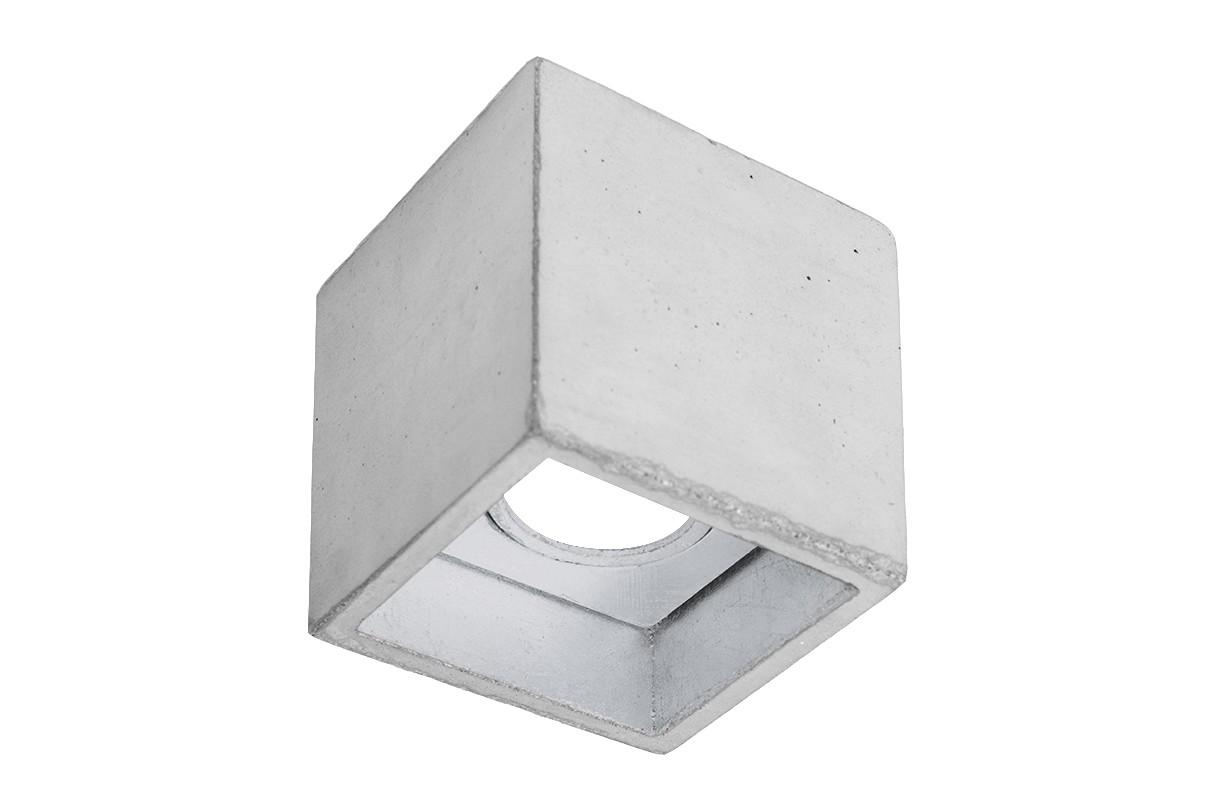 [B7] Ceiling Light Light Grey/Silver
