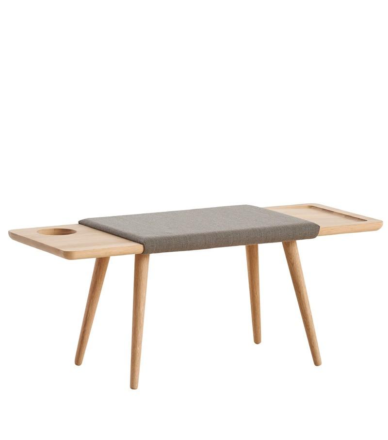 Baenk bench Oak