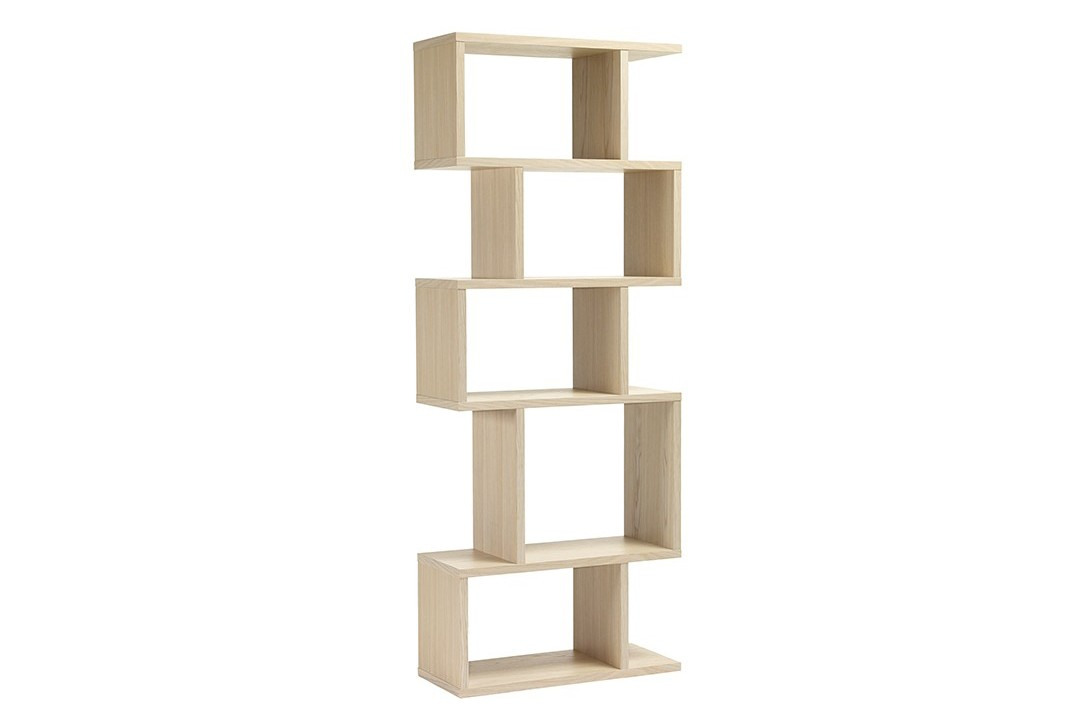 Balance Alcove Shelving Limed Oak