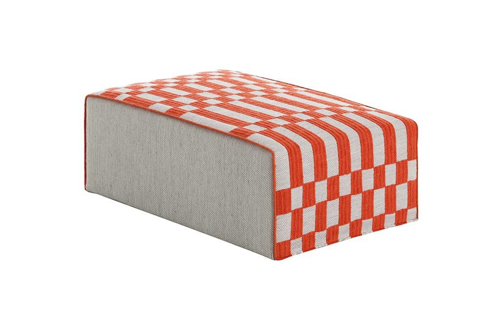 Bandas Big Pouf B Orange