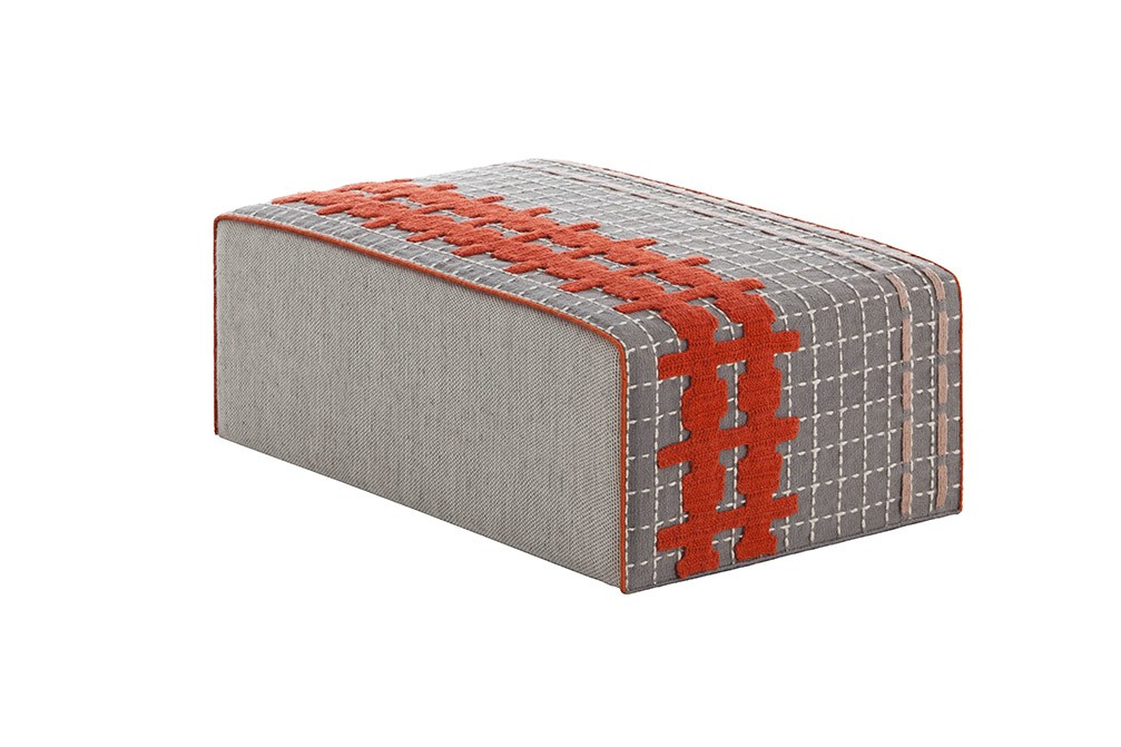 Bandas Big Pouf E Gray