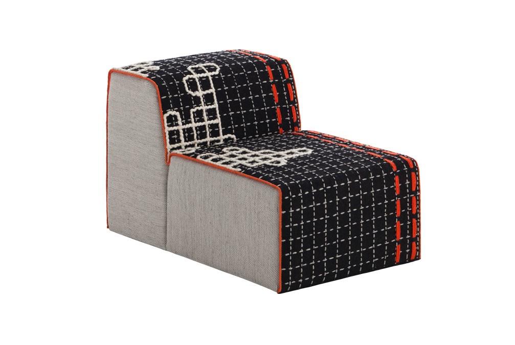 Bandas Chair D Black