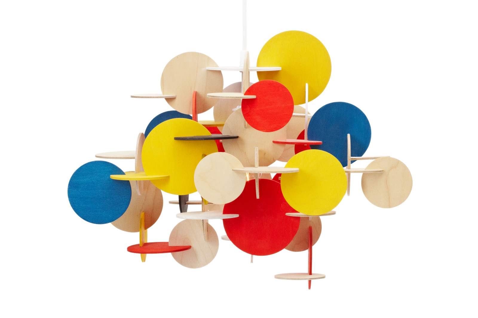 Bau Pendant Lamp Multi, Small