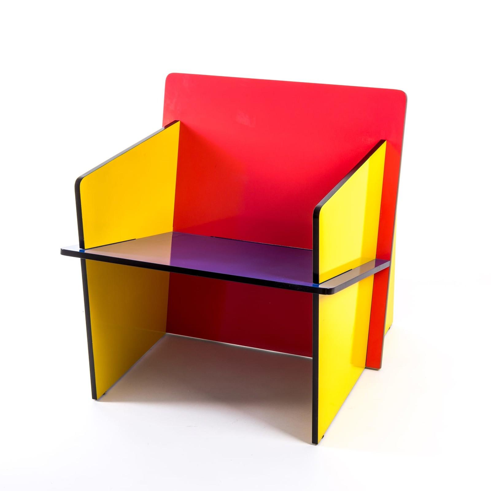 Bauchair Modular Chair