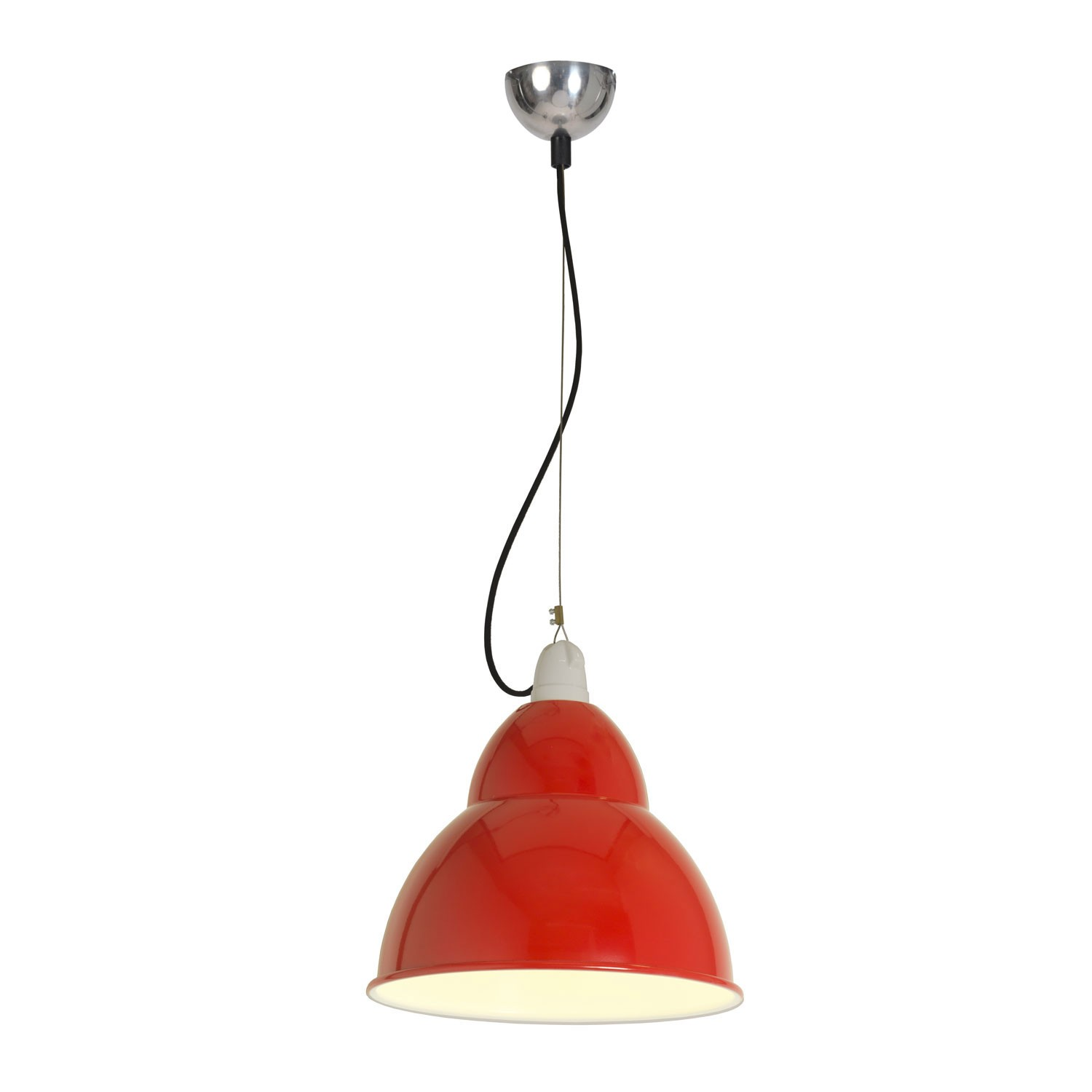 BB1 Pendant Light Red
