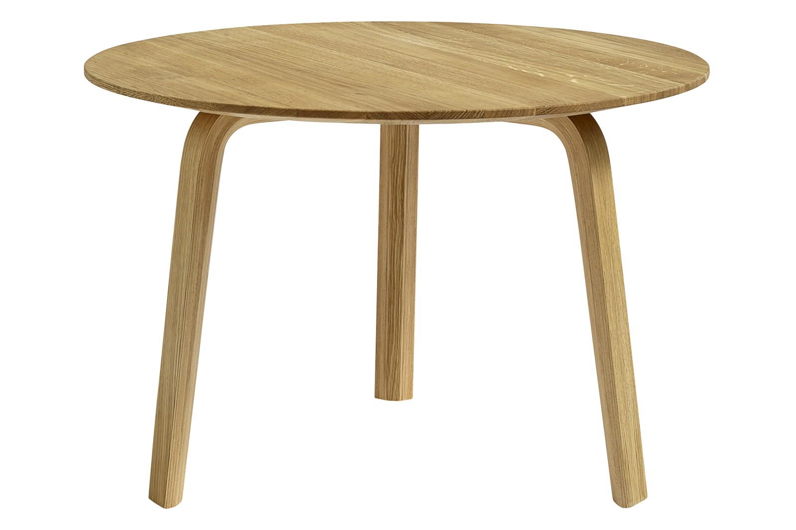 Bella Coffee Table L Oak, Tall