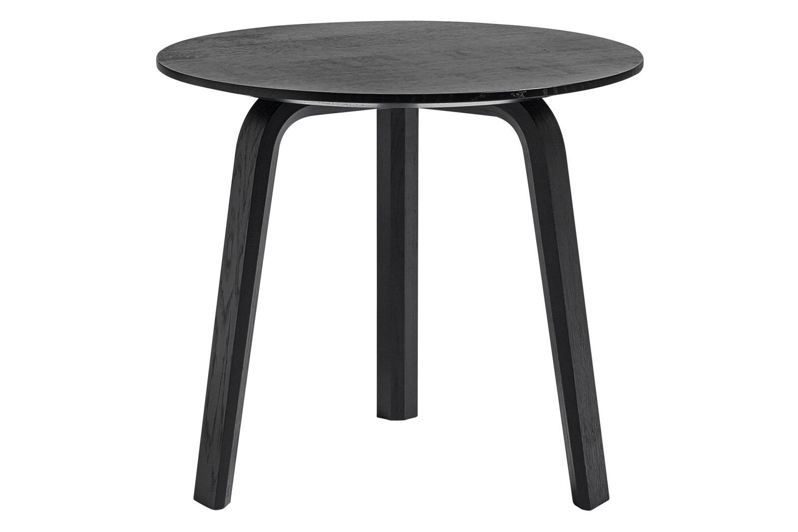 Bella Side Table S Black, Short
