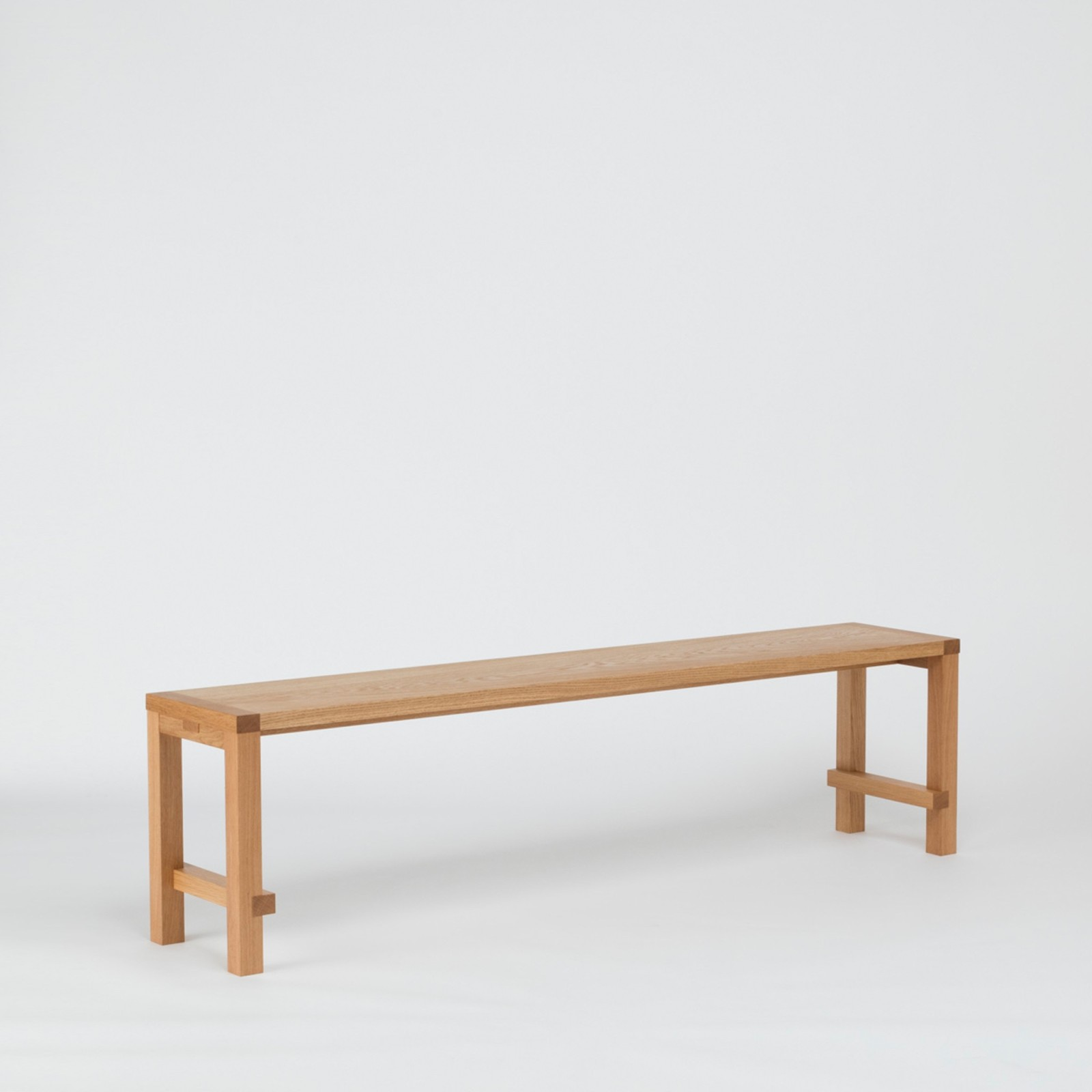 Bench Four Oak, 1690 mm