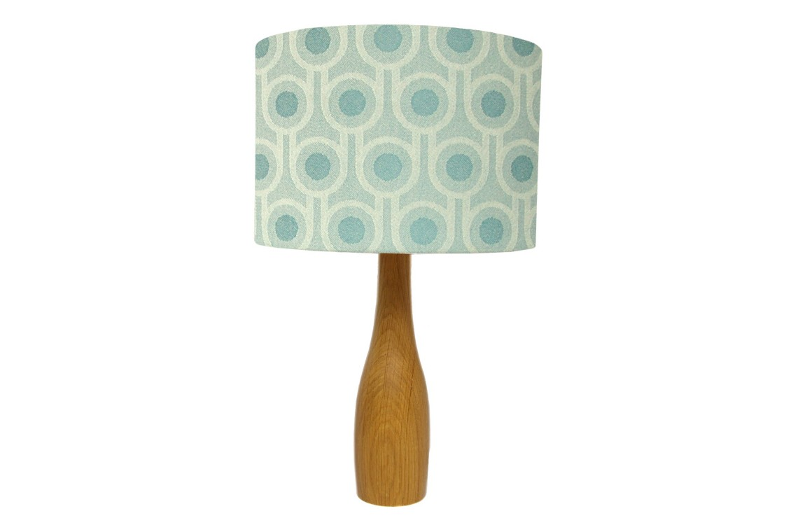 Benedict Lampshade Small Repeat Pattern, Small