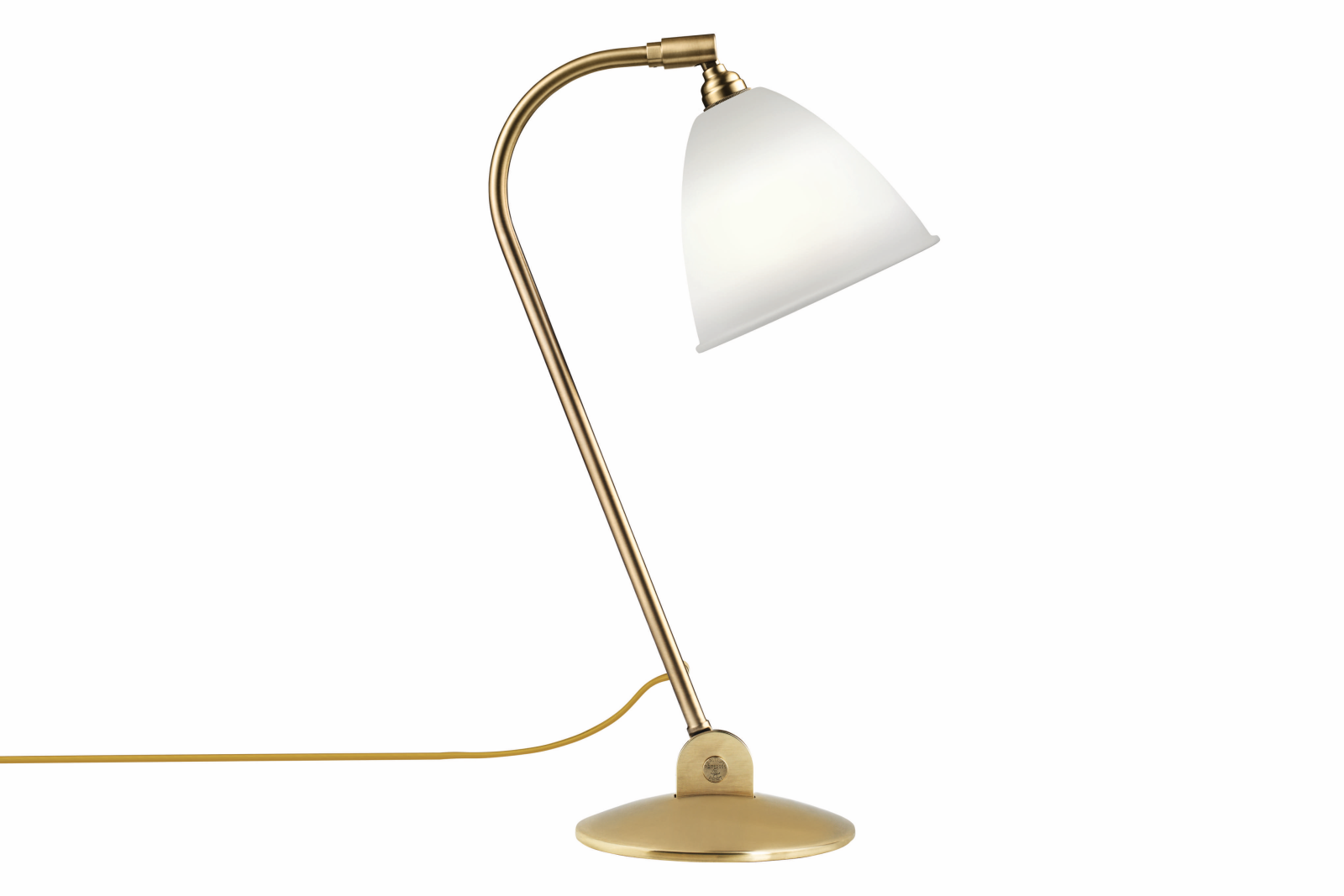 Bestlite BL2 Table Lamp Bone China and Brass