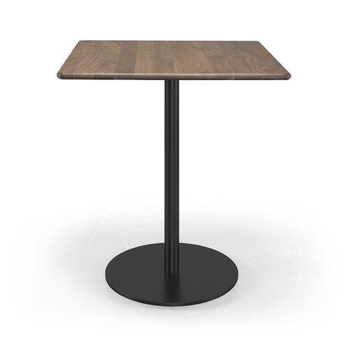 Bistrô Square Table Walnut Natural