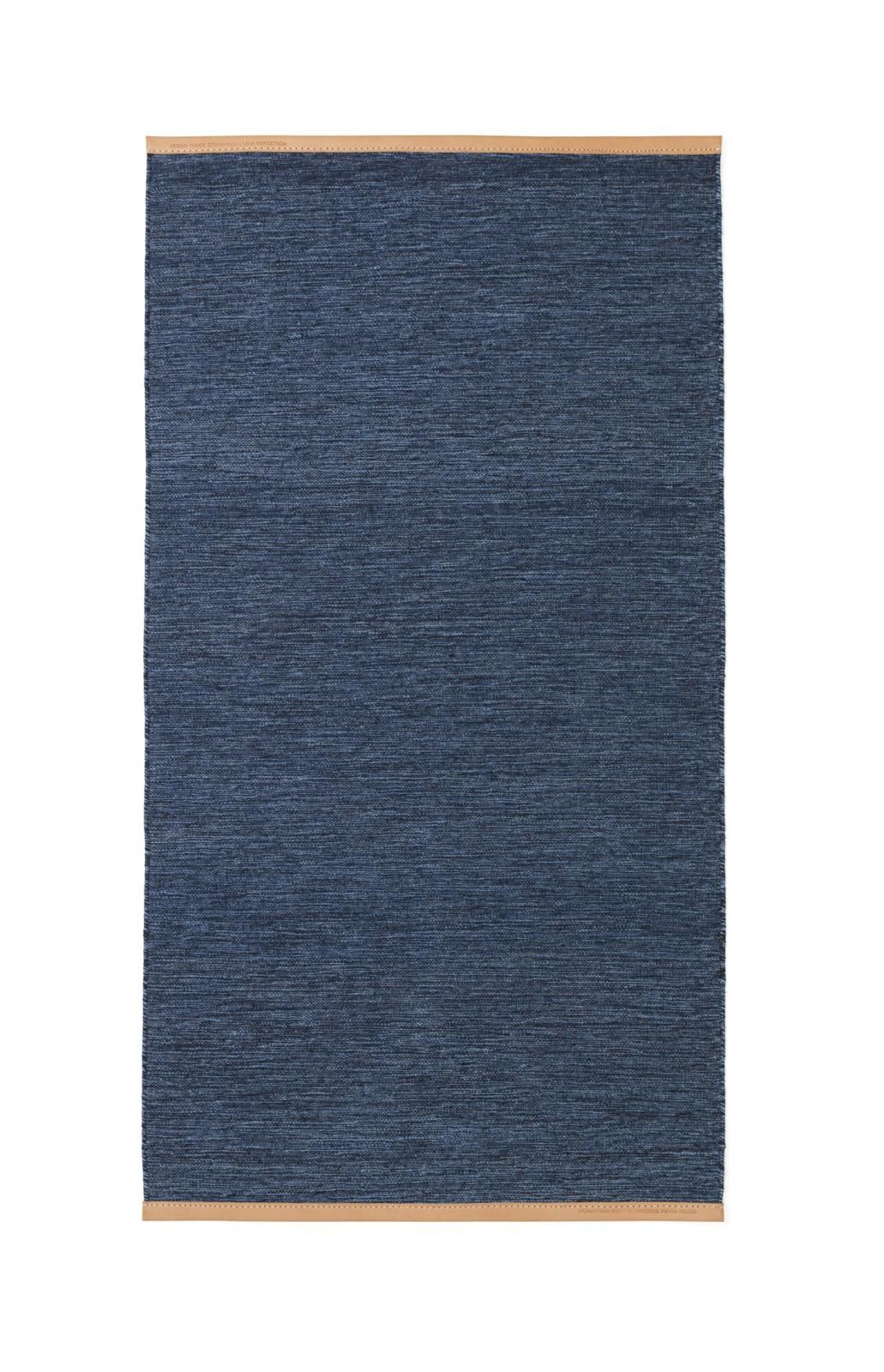 Björk Long Rug Blue, 70x130 cm