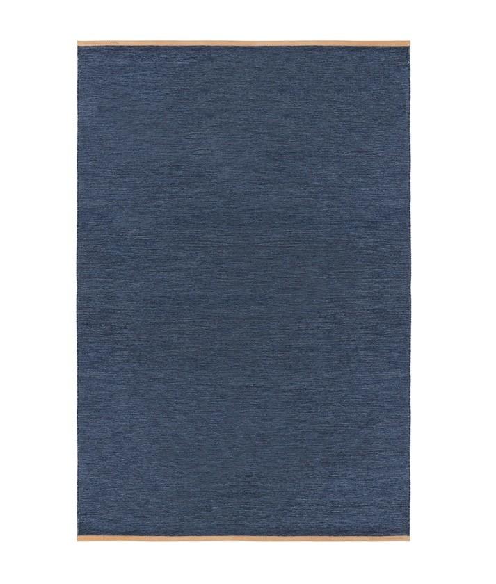 Björk Rectangular Rug Blue, 200x300 cm