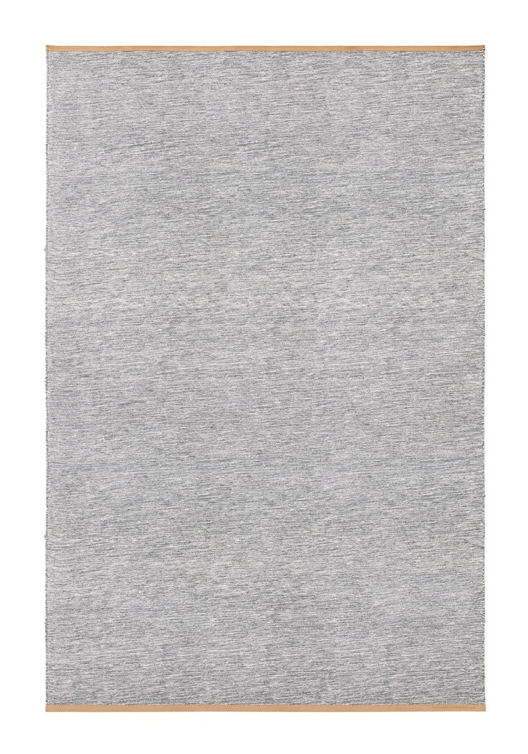 Björk Rectangular Rug Light grey, 200x300 cm