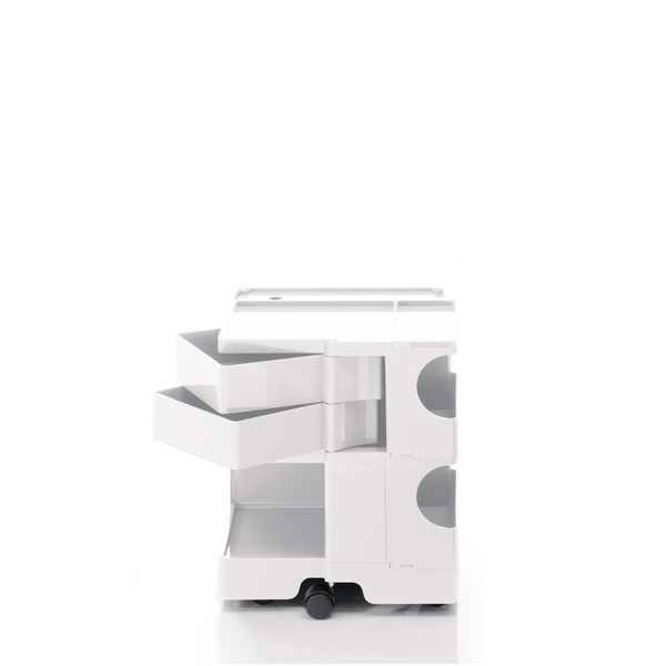 Boby Trolley Storage - Small White, 2