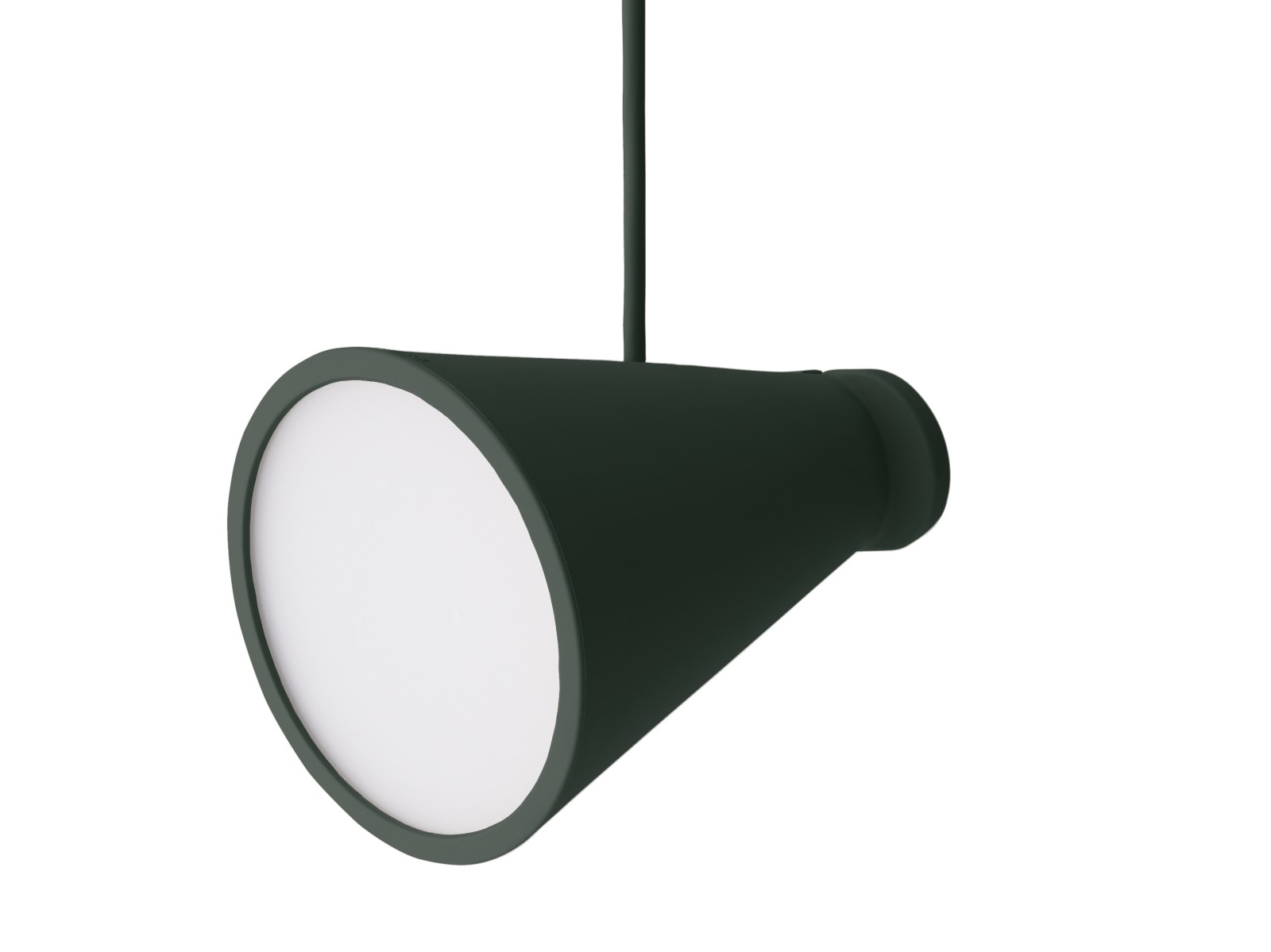Bollard Versatile Lamp Dark Green