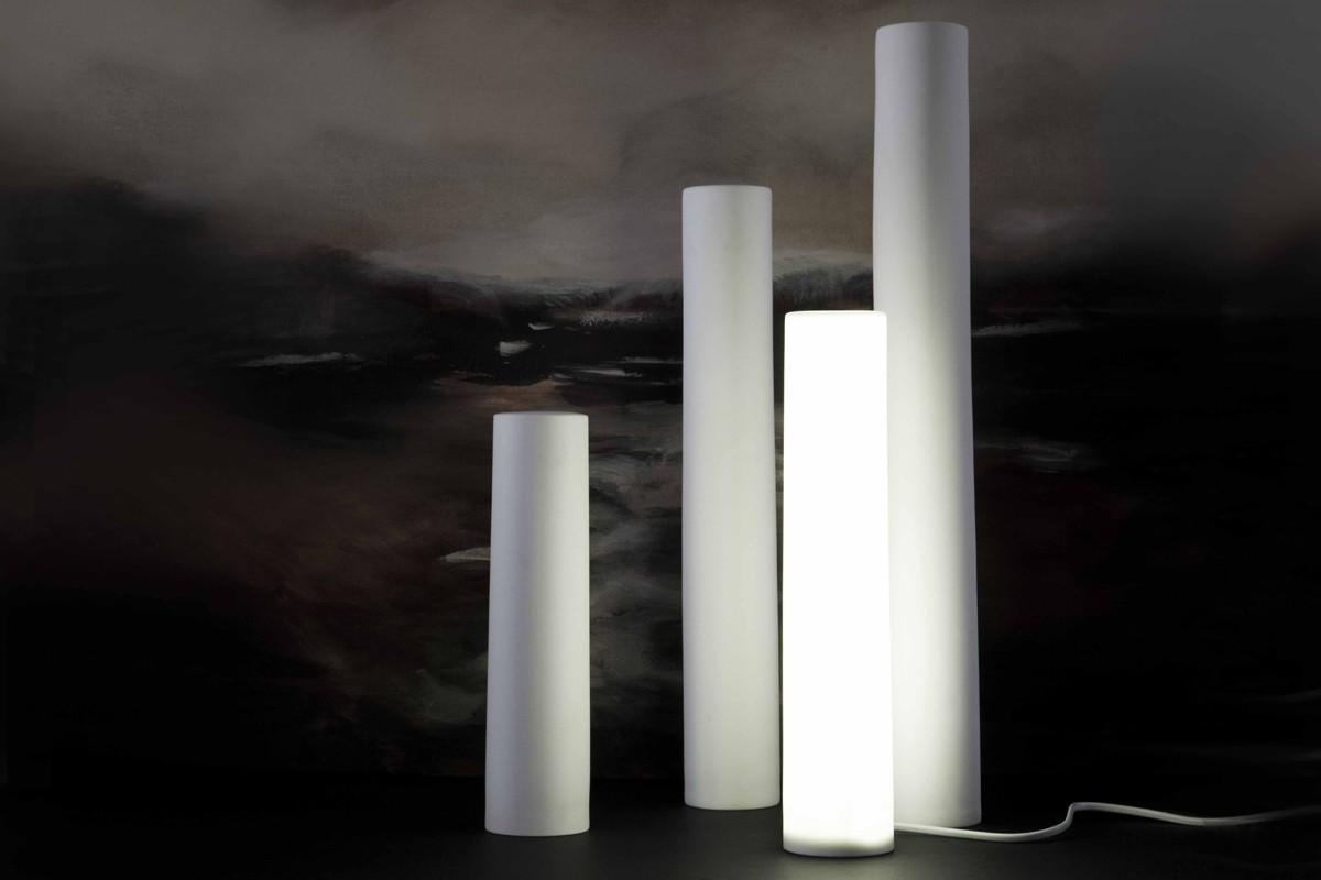 Bone Table Lamp B-6-32