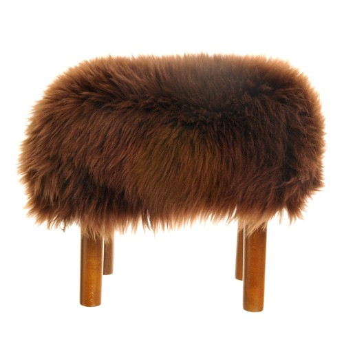 Bronwen Baby Baa Stool Baby Bronwen in Chocolate