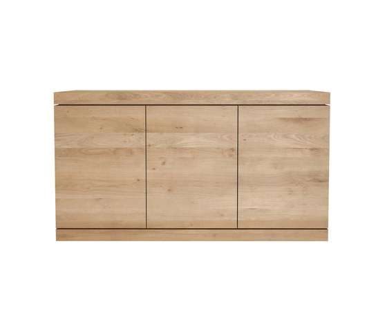 Burger sideboard - 3 doors Oak