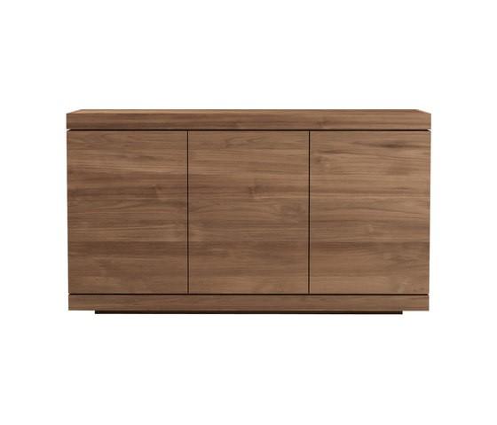 Burger sideboard - 3 doors Teak