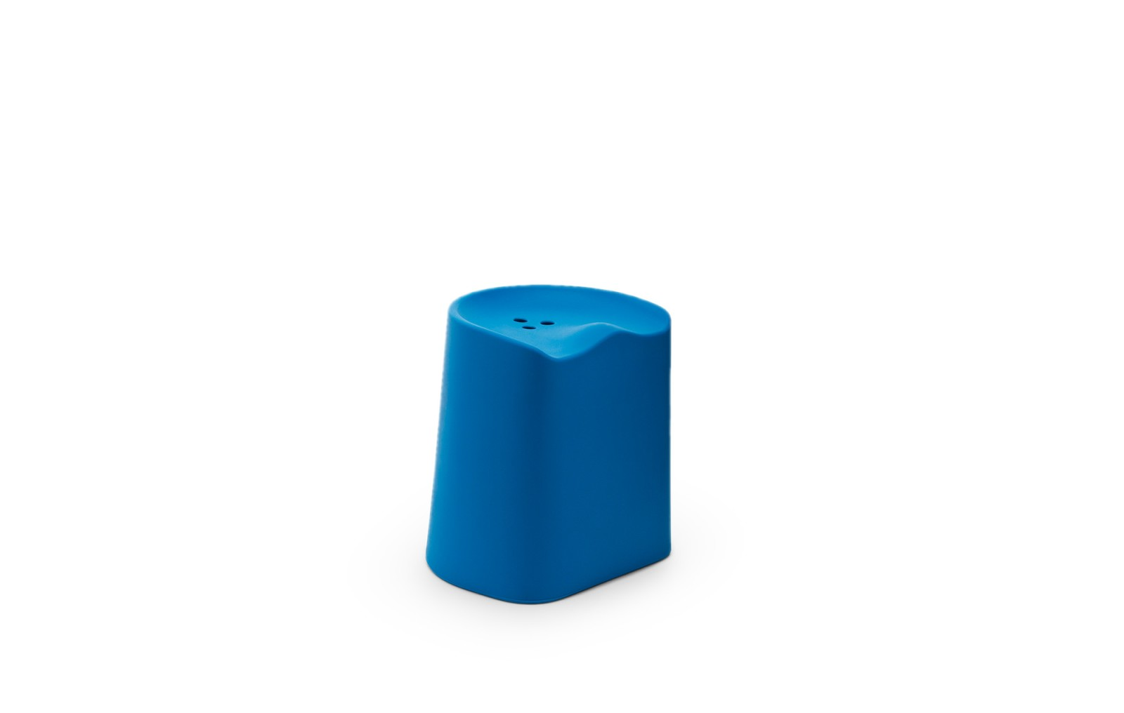 Butt Stackable Stool Bright Blue
