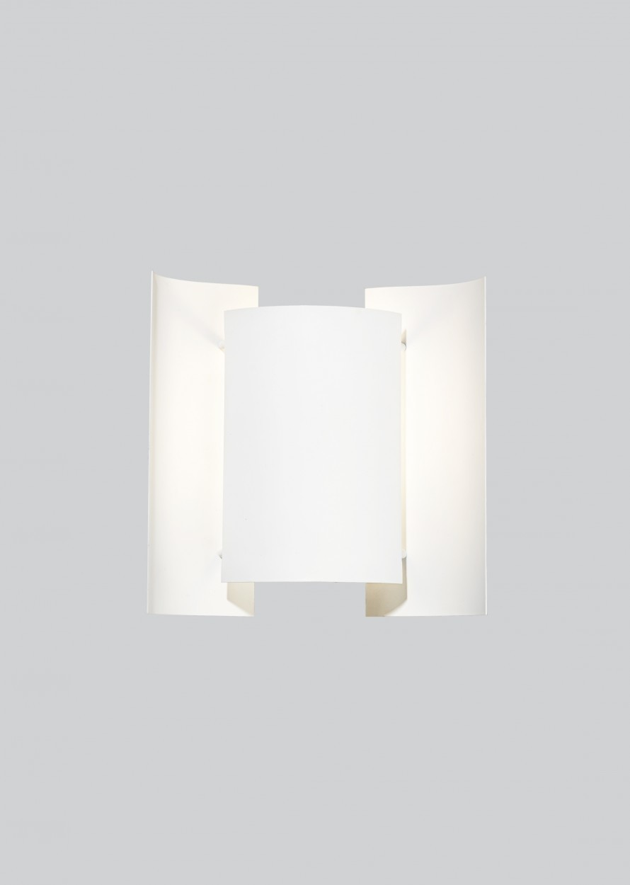 Butterfly Wall Light Off White