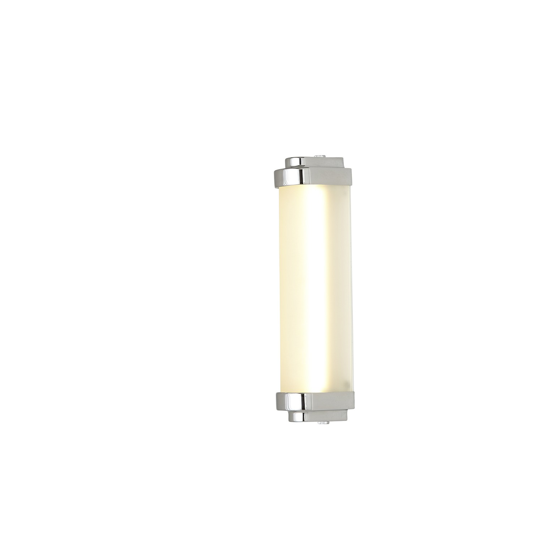 Cabin LED Wall Light Chrome Plated, 27cm