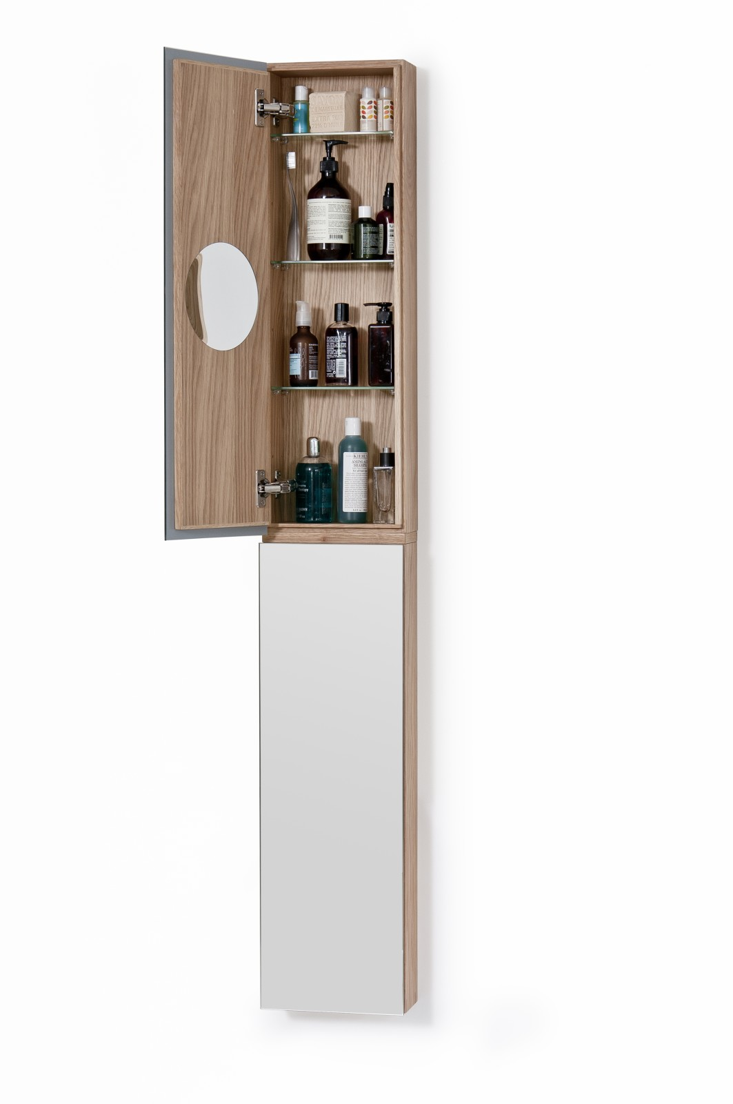 Cabinet Tall 1622 Zone Cabinet Tall 1622 Zone - Natural Oak