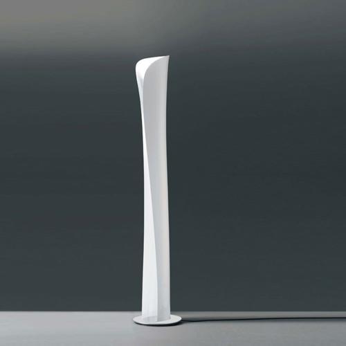 Cadmo LED Floor Lamp White/White
