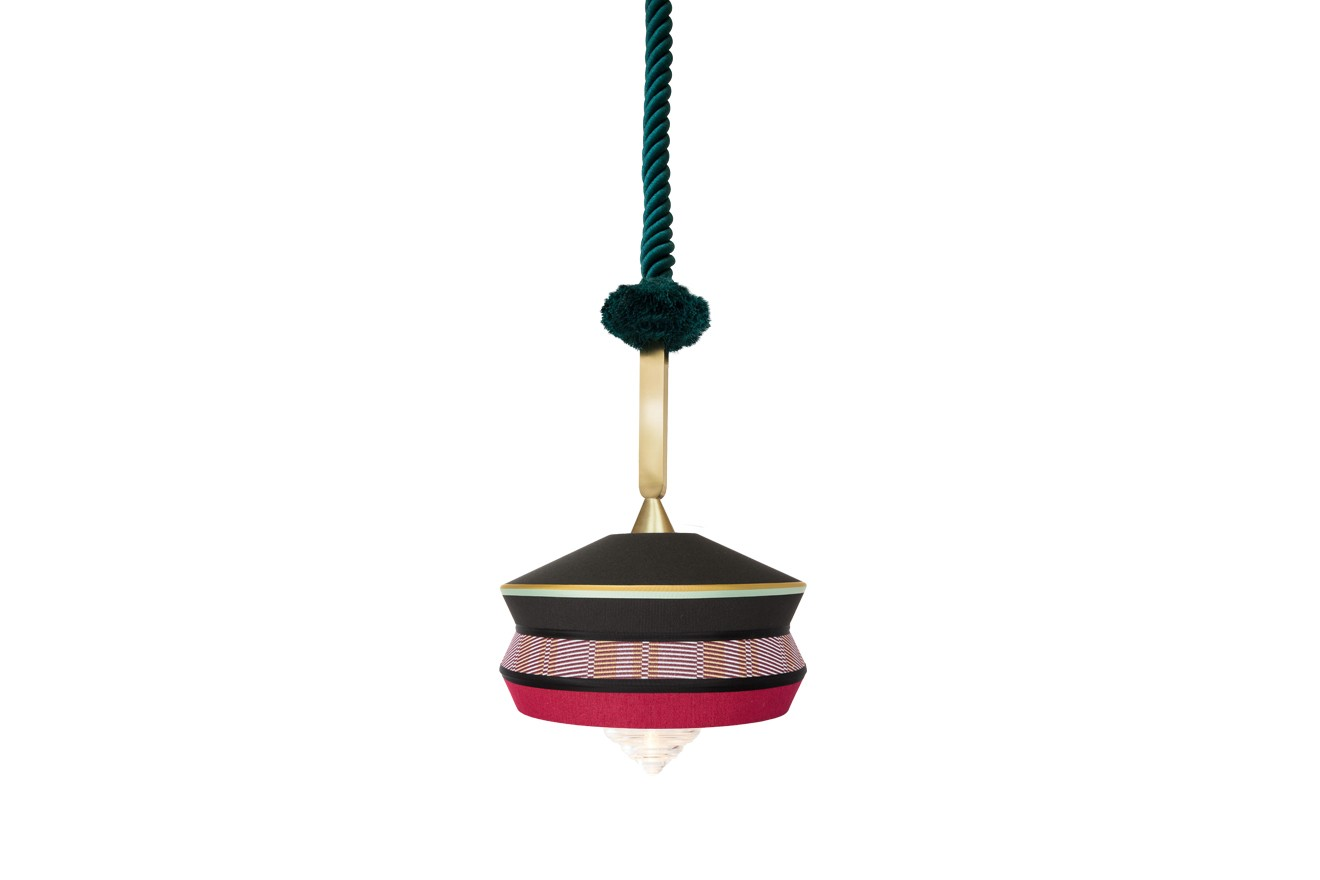 Calypso Outdoor Antigua Pendant Light Black