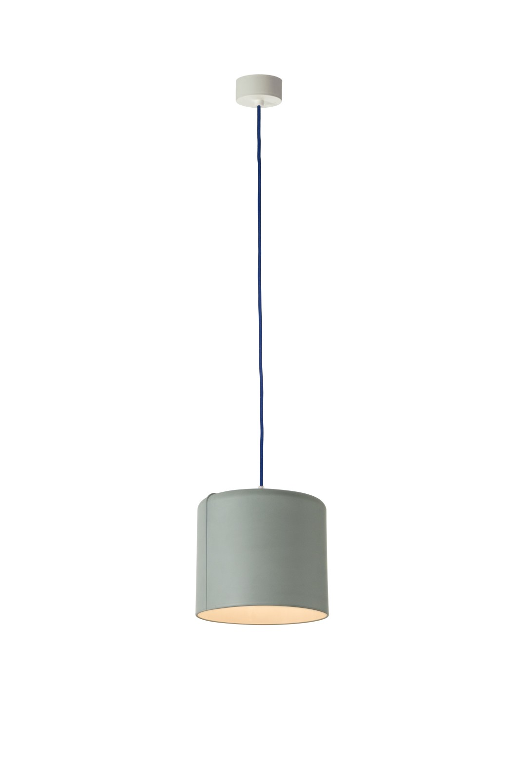 Candle 2 Pendant Light Grey, Blue