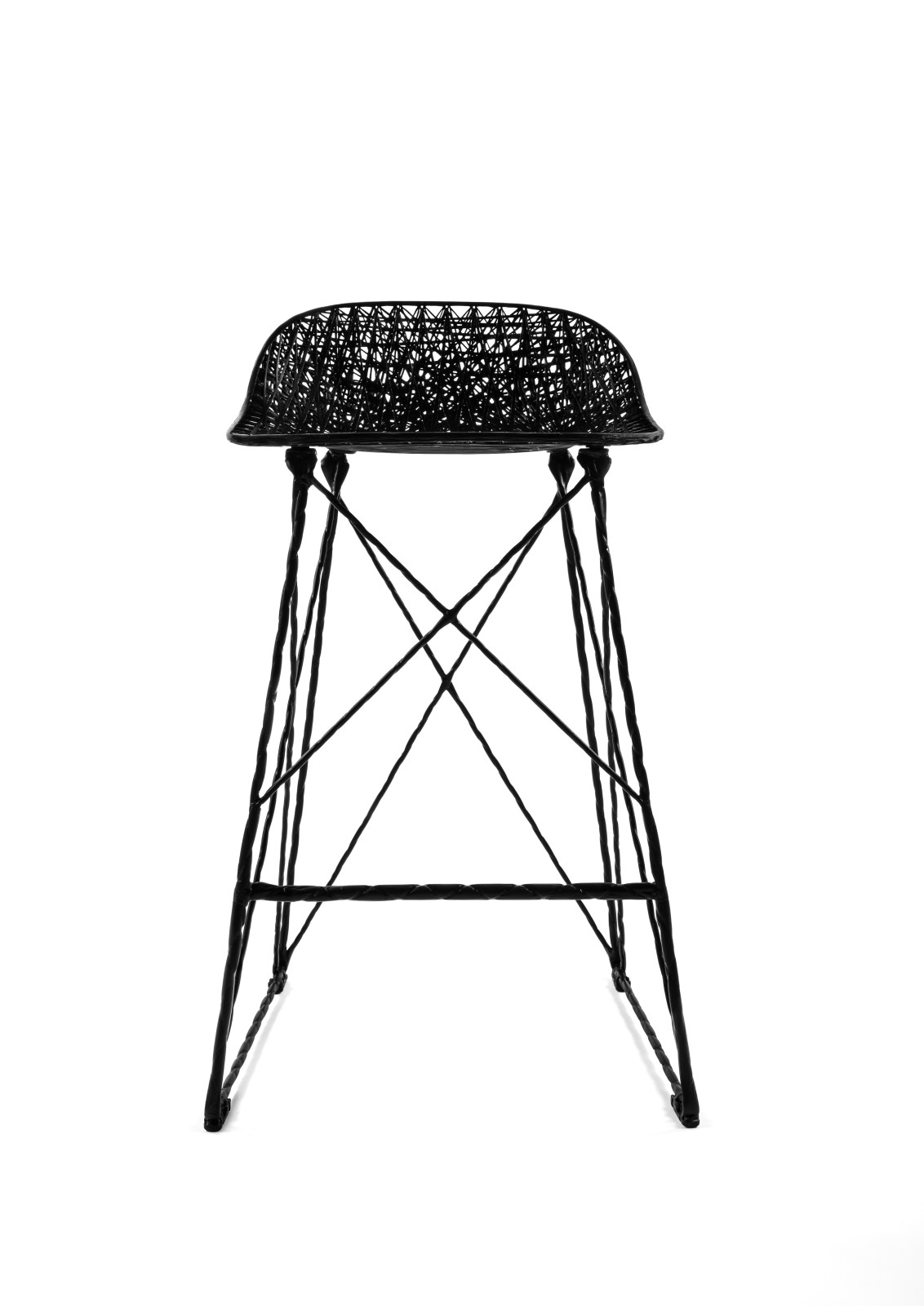 Carbon Bar Stool 83cm Height