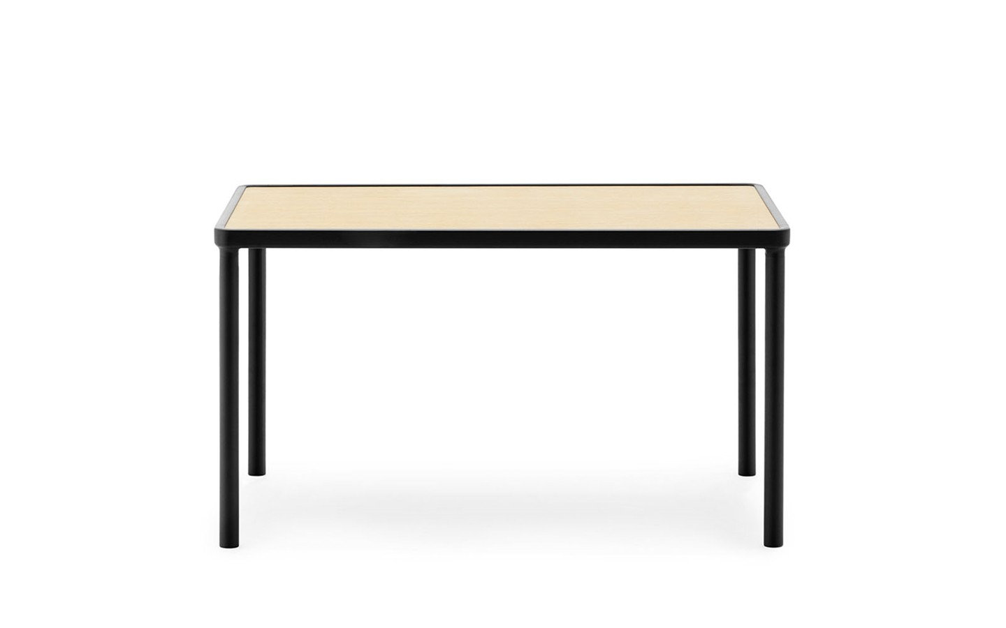 Case Coffee Table - Rectangular Black