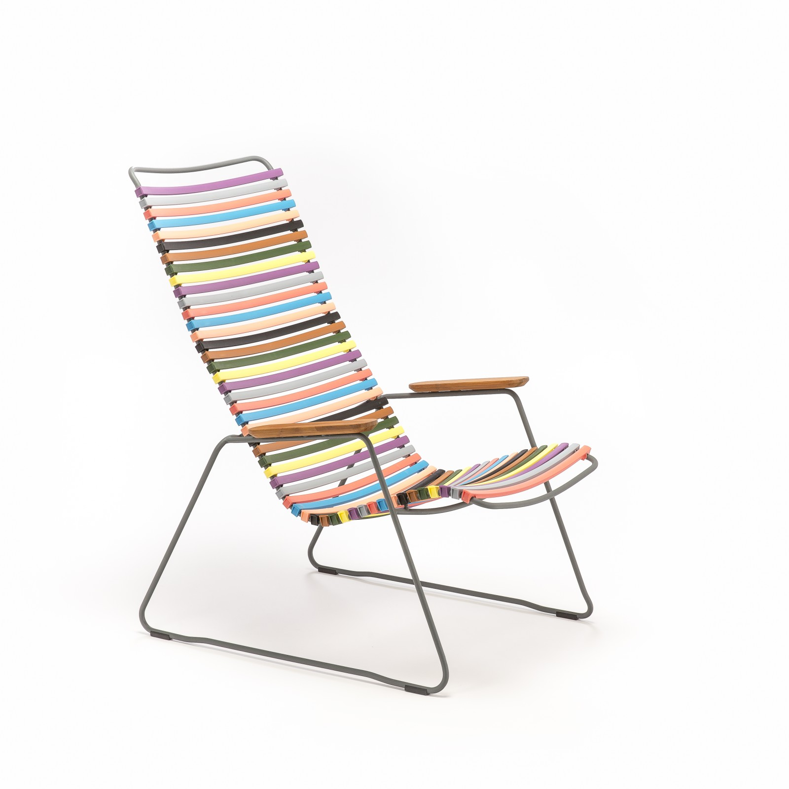 Click Lounge Chair Multi 1