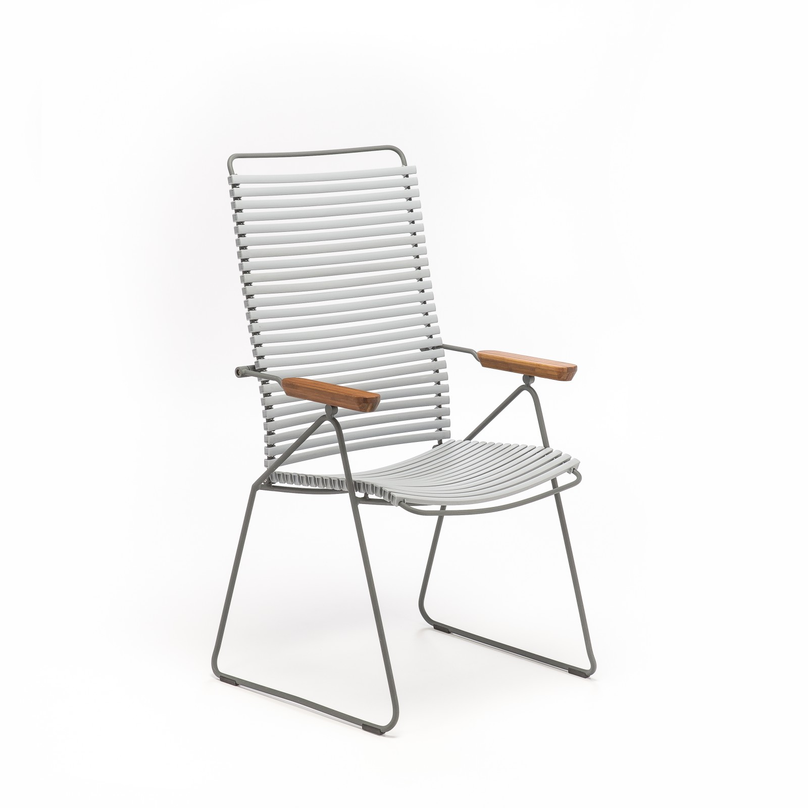 Click Position Chair Grey