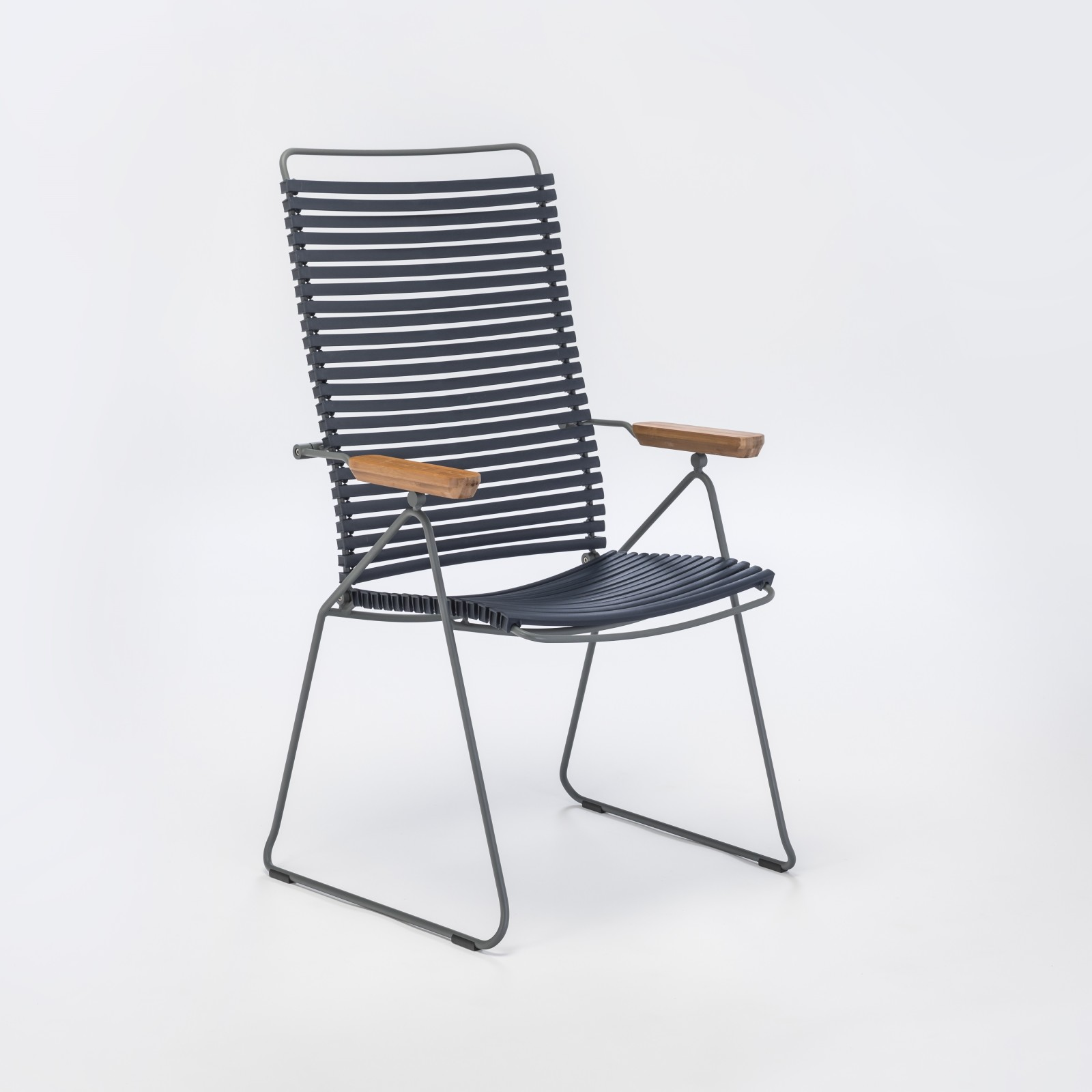 Click Position Chair Dark Blue