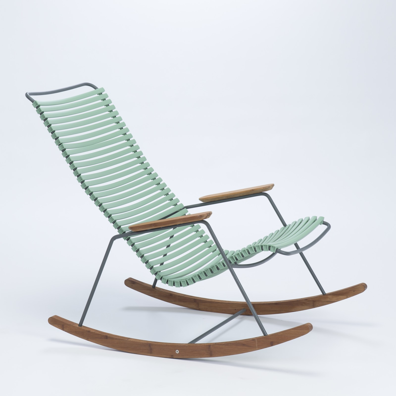 Click Rocking Chair Dusty Green