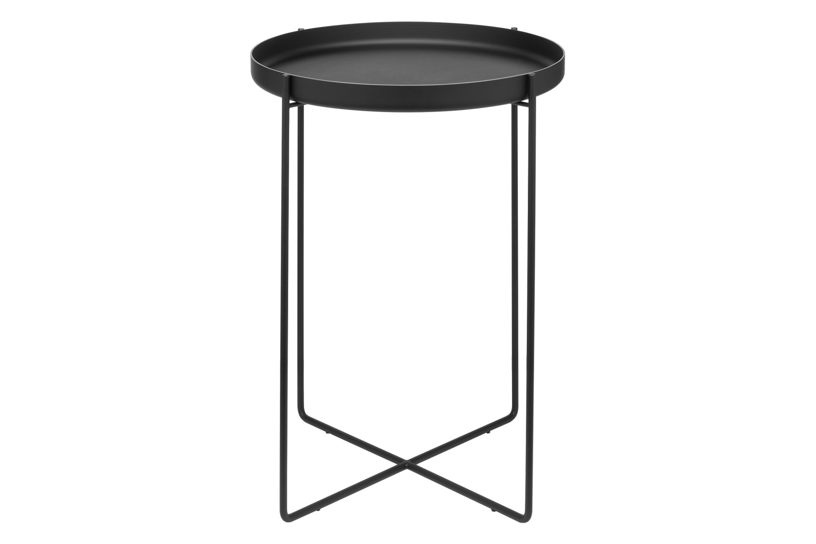 CM05 Habibi Side Table Black, Small