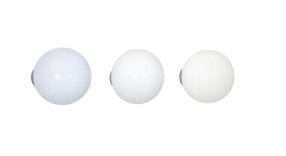 Coat Dots White